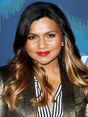 Mindy Kaling Shared The Most Genius Money Saving Fashion Trick With Images Ponytail Hairstyles Easy Mindy Kaling Style Mindy Kaling