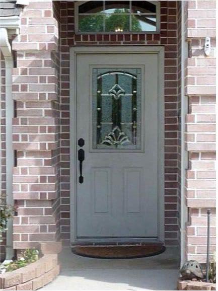 Reliabilt Doors & ReliaBilt Etched Glass Slab Interior Door ...