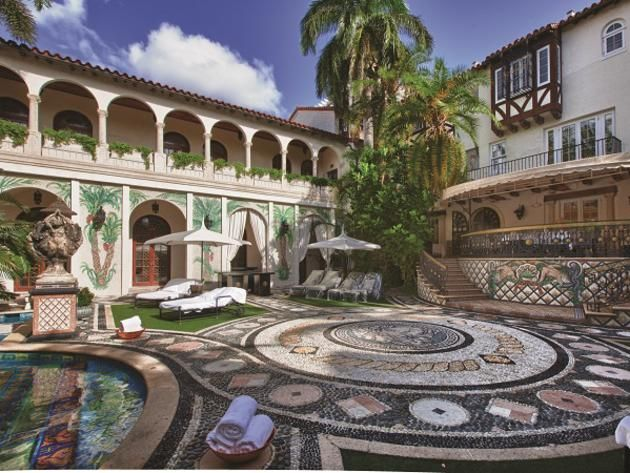 the world's catalog of ideas, gianni versace house in miami beach, versace home in miami beach, versace home in south beach