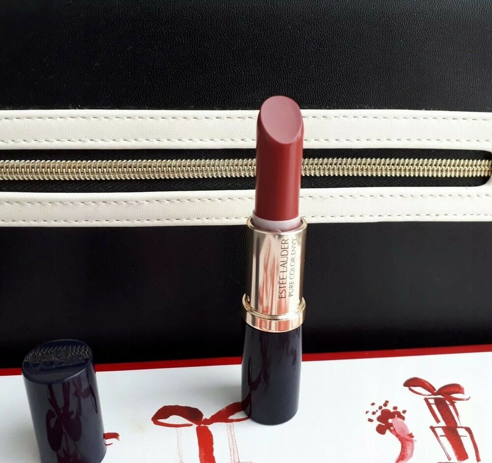 Estee Lauder Pure Color Envy Sculpting Lipstick 420 Rebellious Rose 100 New Estee Lauder Pure Color Envy Pure Color Envy Pure Products