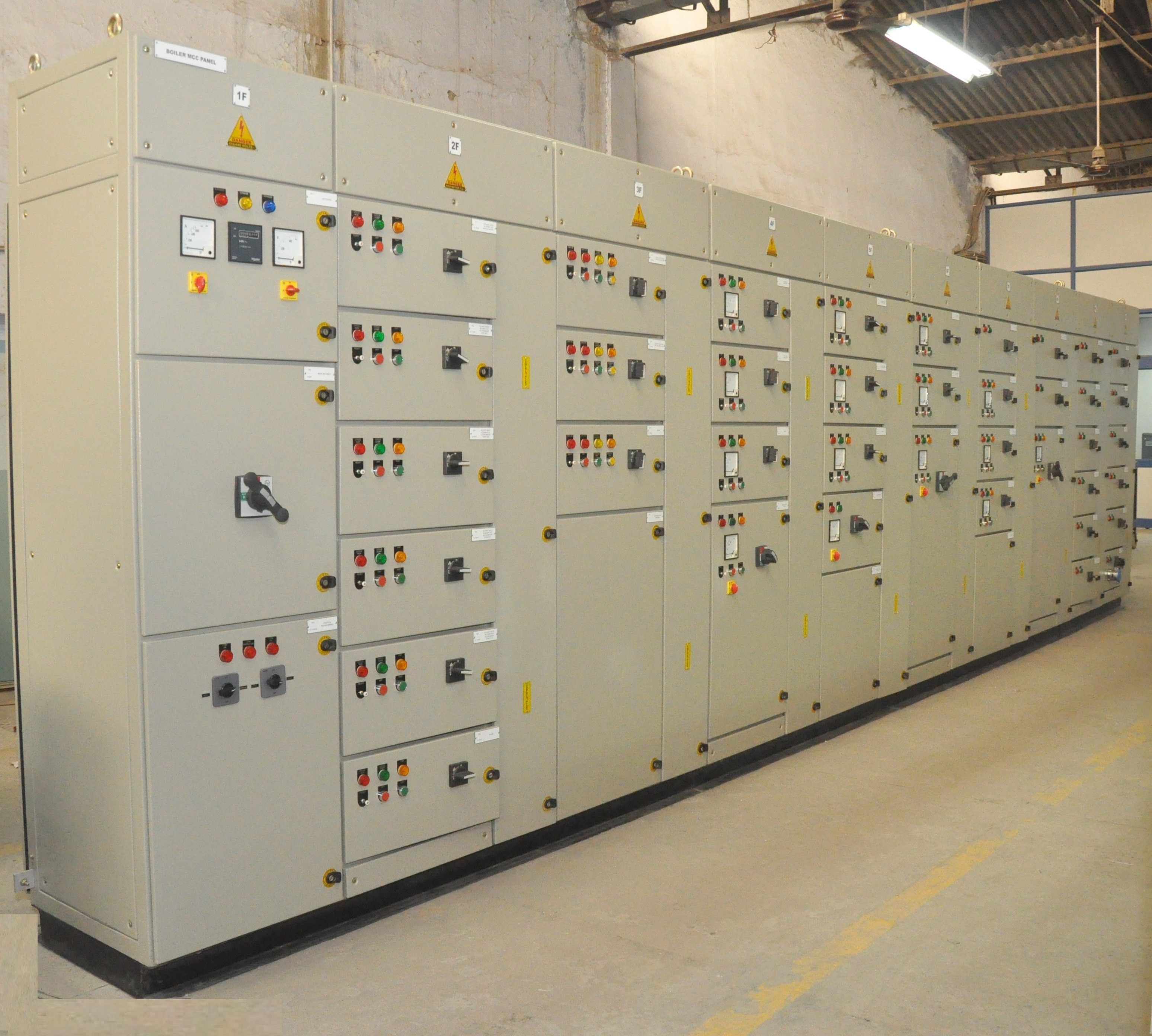 Mcc Panel Shivalic Is Prominent In Manufacturing And