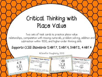 Teaching Higher Order Thinking     st Century Skills Print Higher Order Thinking Questions for Math Teachers Worksheet