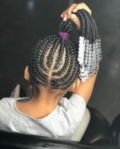 Braids african american daught 150 Awesome African American Braided Hairstyles