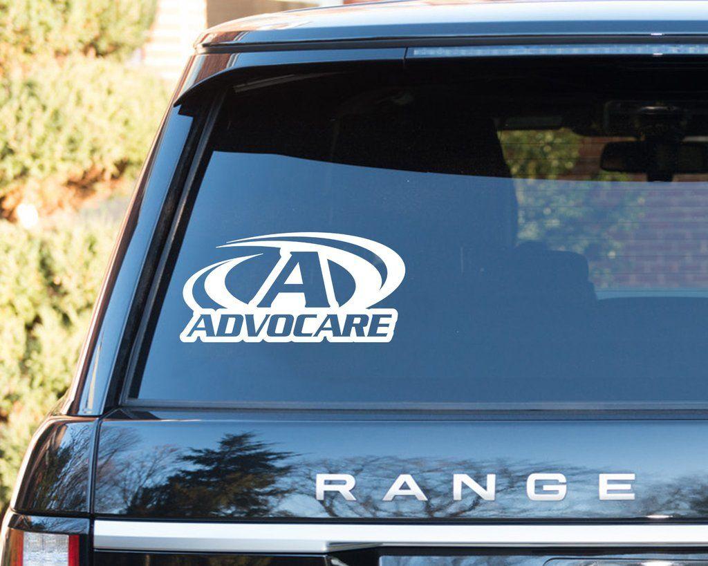 Advocare Vinyl Car Decal Advocare Pinterest Vinyls Products - Advocare car decal stickers