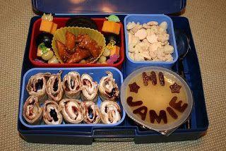 School lunch ideas | Erin Branscom