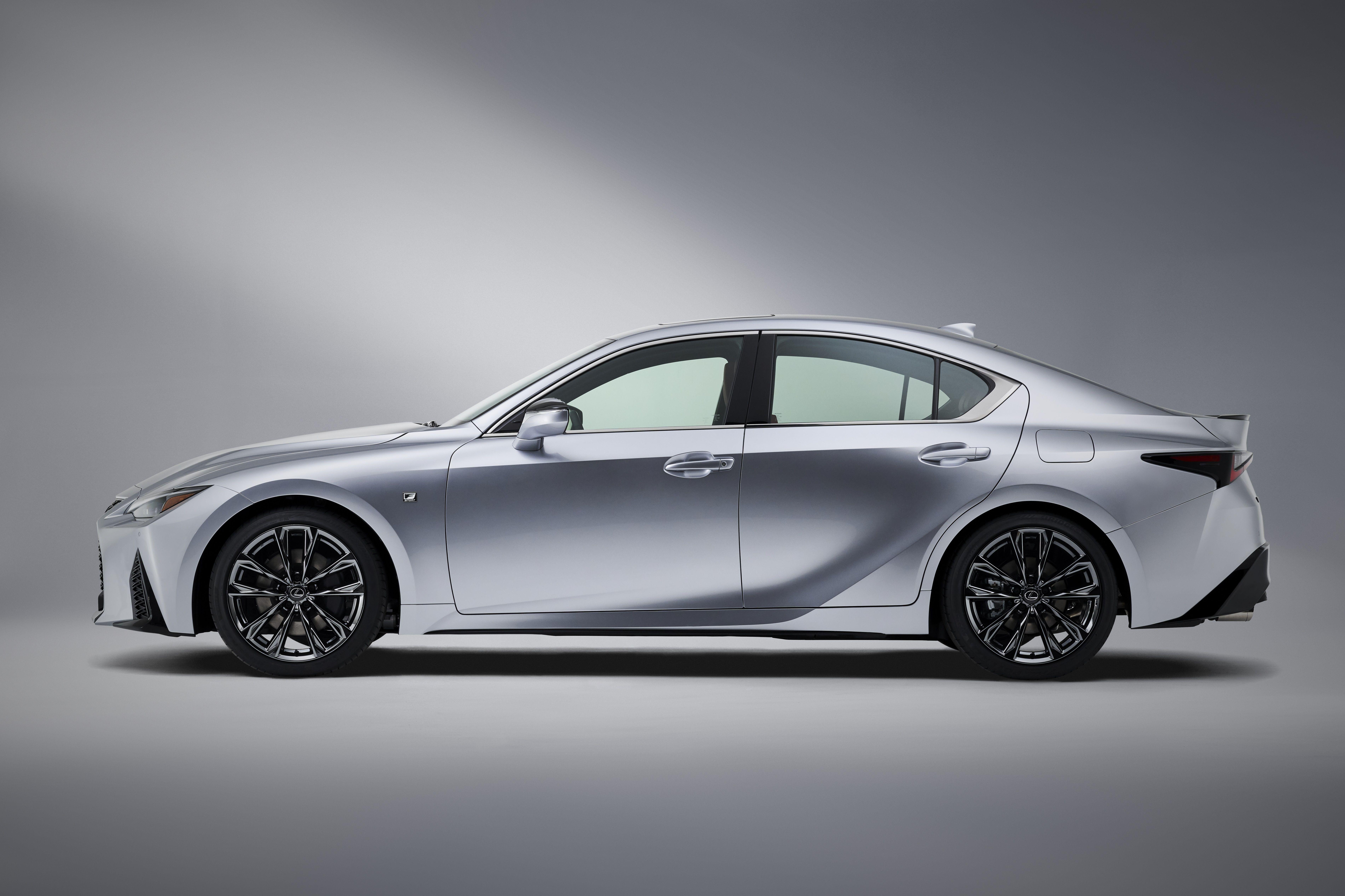 2021 Lexus Is 350 F Sport In 2020 Lexus Luxury Sedan Sedan