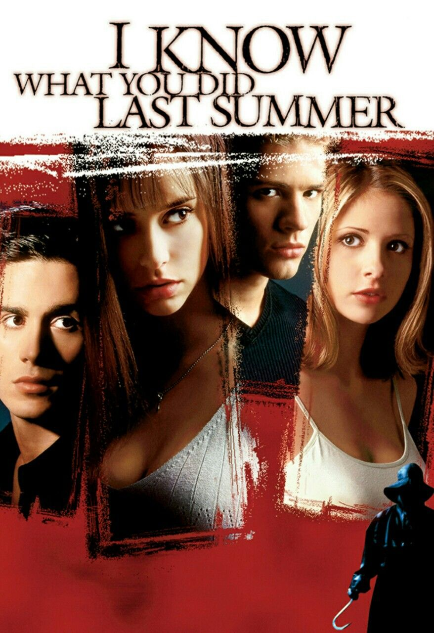 I know what you did last summer part 1