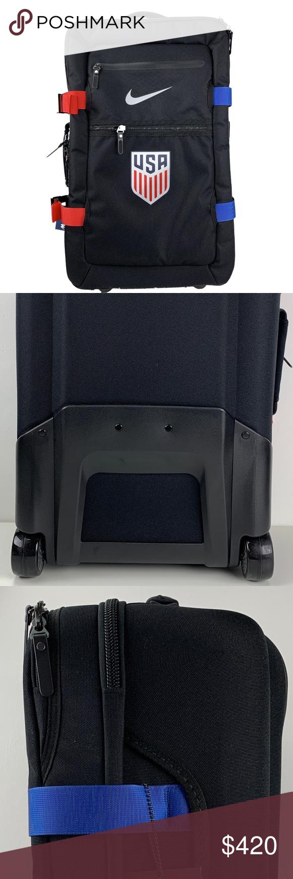 venta de tienda outlet llegando comprar real Nike USA FiftyOne49 Carry-on Luggage Bag Nike USA USMNT Player ...
