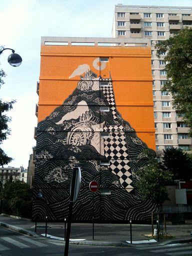 M.City 122 Boulevard de l'Hôpital 75013 Paris