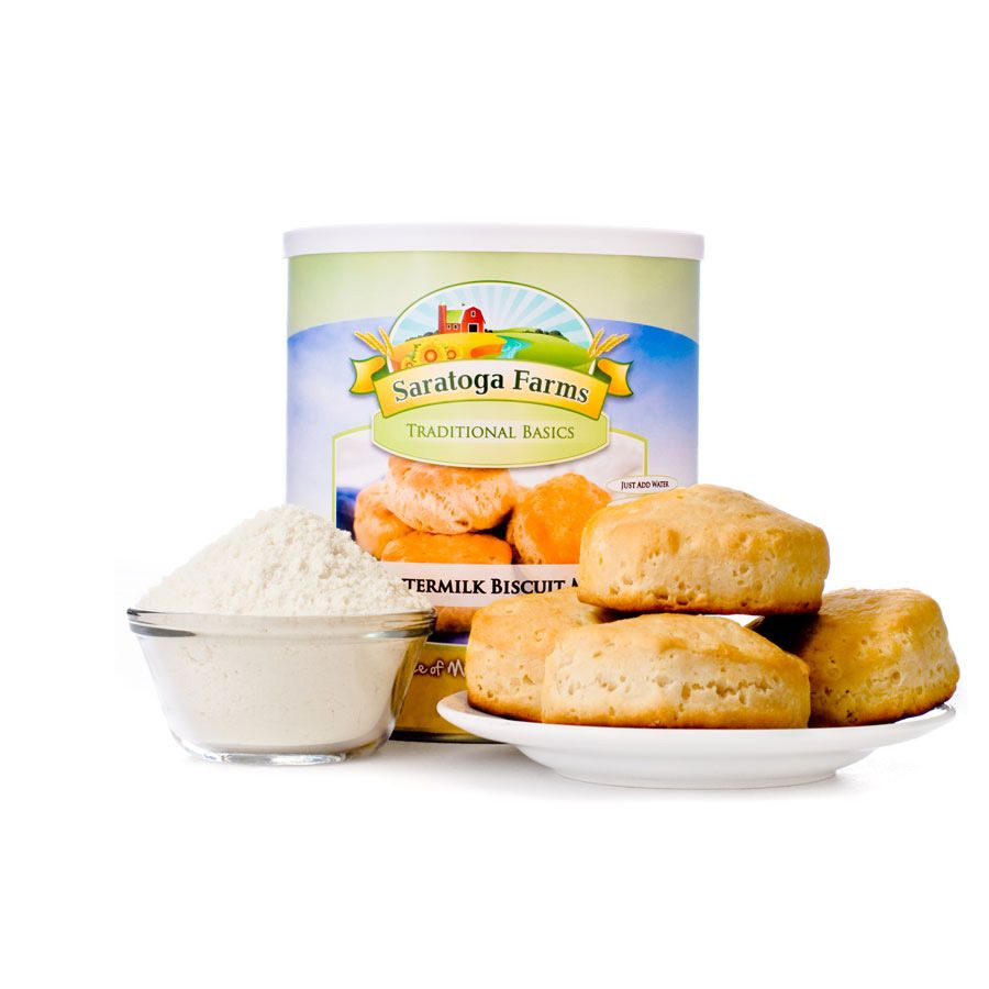 Saratoga Farms Buttermilk Biscuit Mix