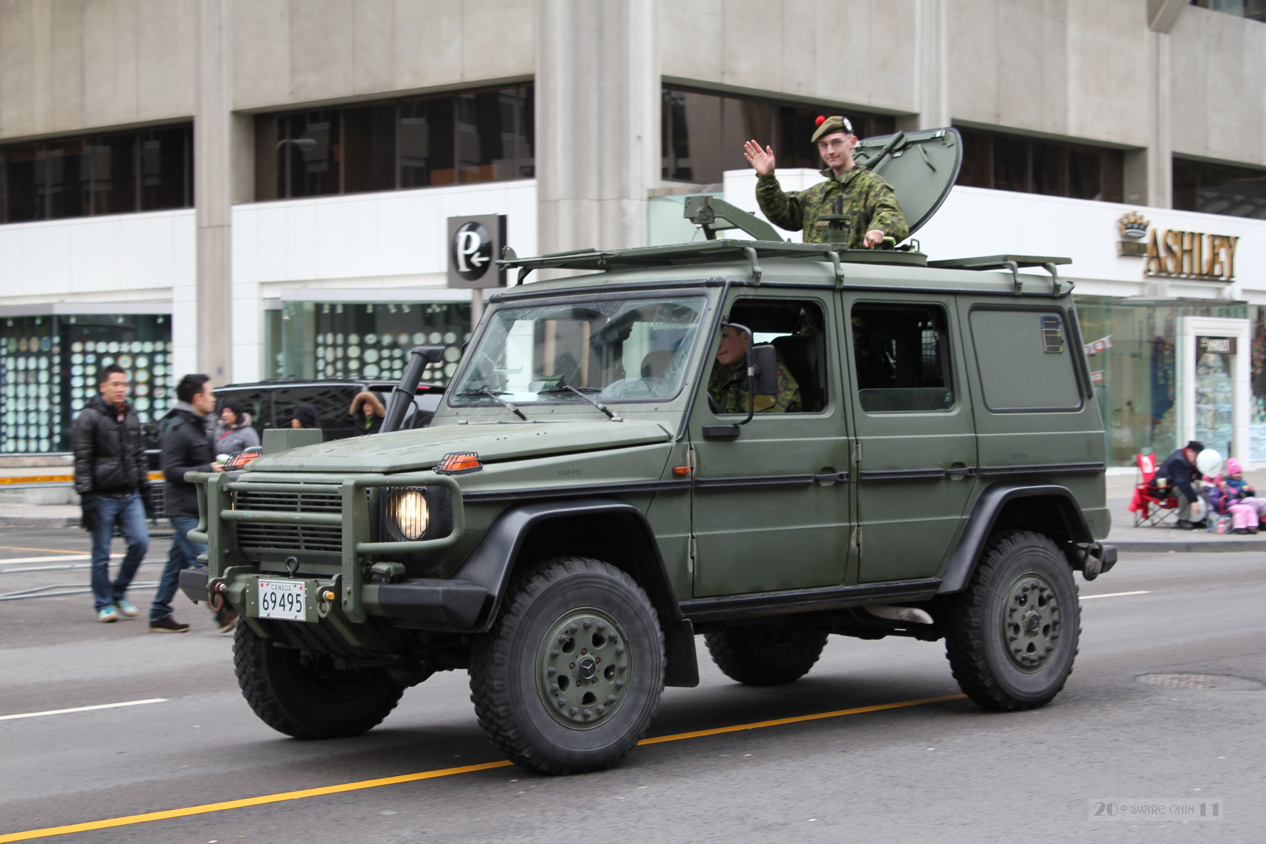 Canadian Army G Wagon G Wagon Canadian Army Canadian Forces