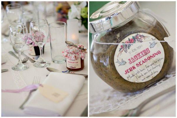 Caribbean Wedding Favor Ideas: Vintage Wedding Inspiration Diy