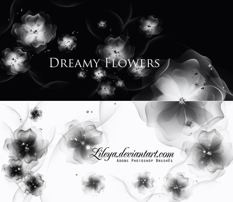 Dreamy Flowers by Lileya.deviantart.com on @deviantART