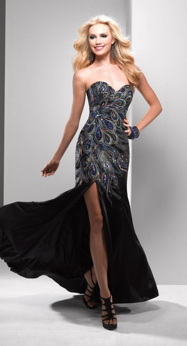 Flirt P4796 | Terry Costa: Prom Dresses Dallas, Homecoming ...