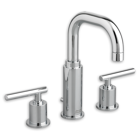 Good American Standard Serin 2 Handle 8 Widespread High Arc Bathroom Faucet  Shown In 002