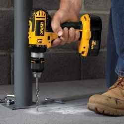 These Days Everyone Wants A 24v Cordless Hammer Drill For The Most Power Possible When Doing Demanding Construction Ta Cordless Hammer Drill Drill Dewalt Drill