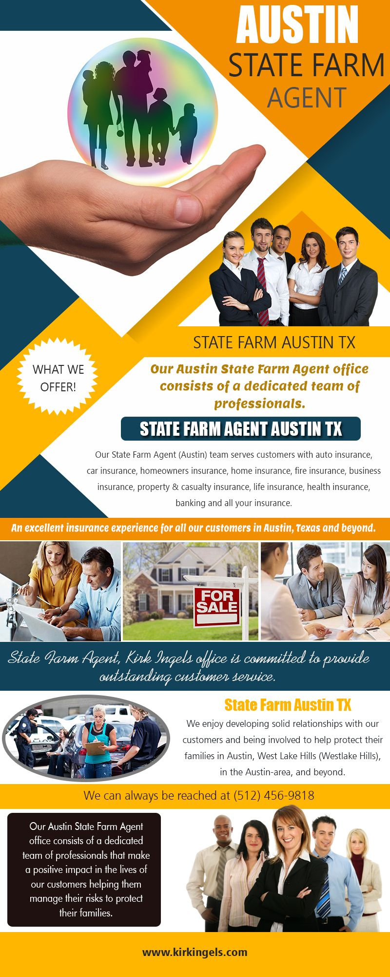Get A Free Quote From Austin State Farm Agent At Https Www