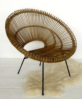 VG319 - Sun chair 1950