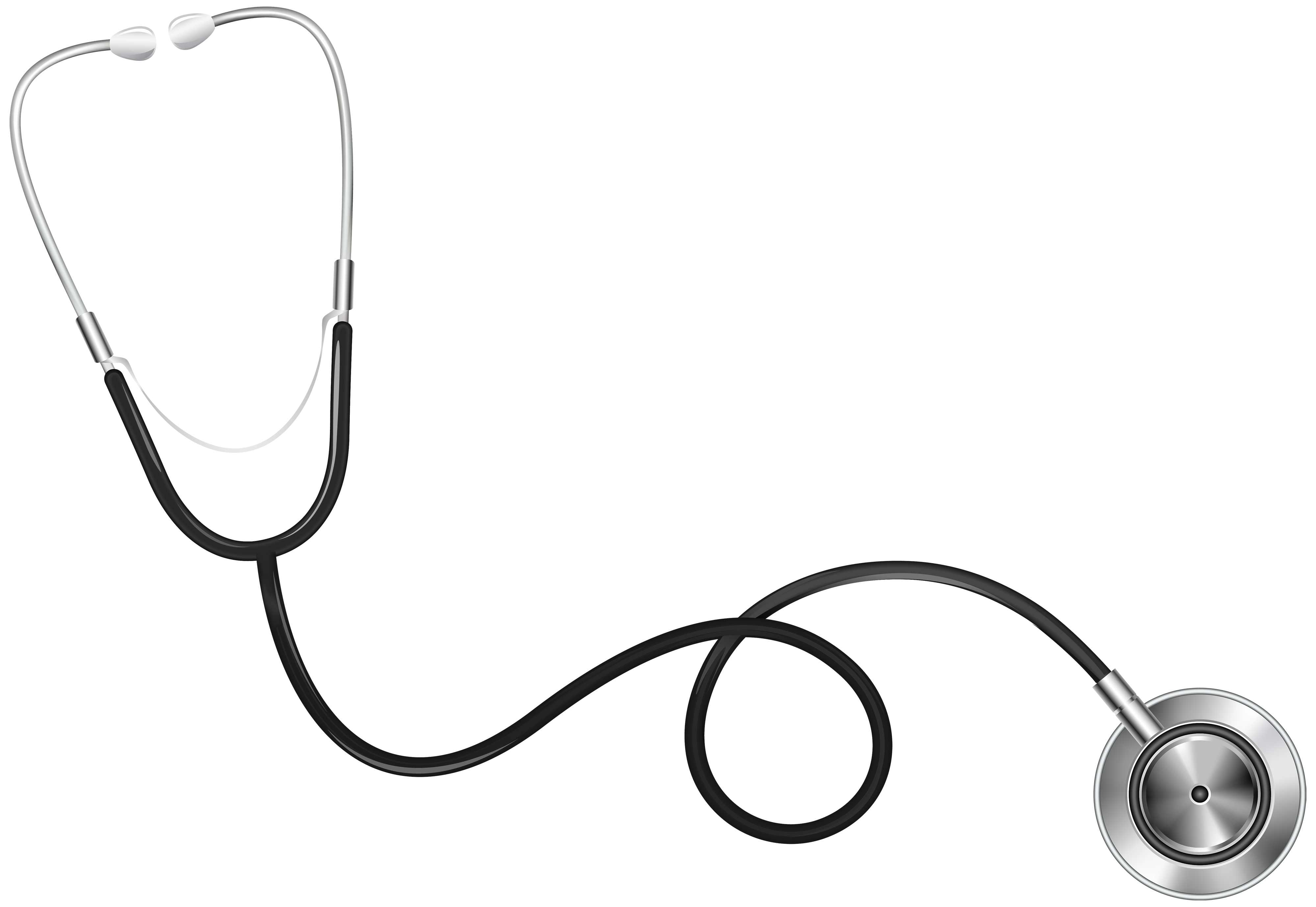 Stethoscope Png Clipart 363 Png 4000 2758 Doctors Stethoscope Clip Art Stethoscope