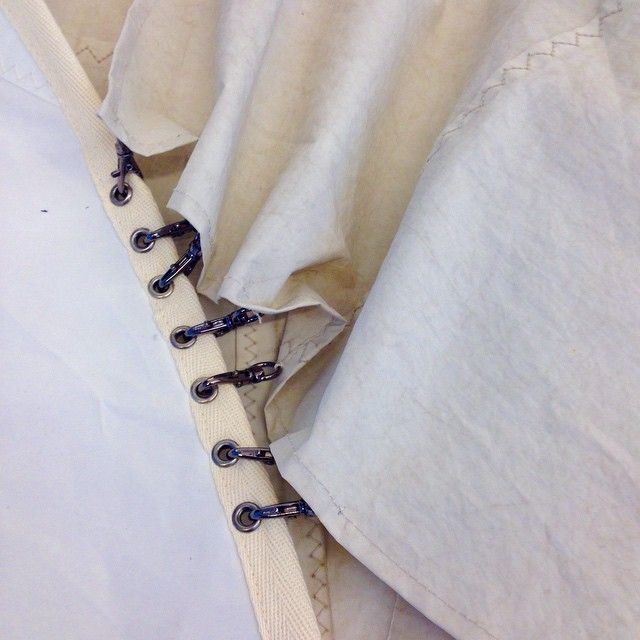 http://www.etsy.com/shop/amydietzdesigns Thesis thesis thesis ahhh #thesis #parsons #sailing #amydietzdesigns #sailcloth