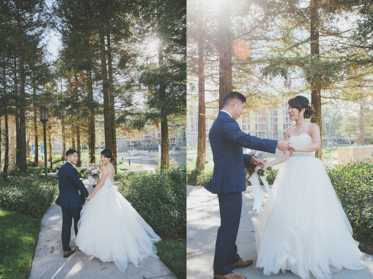 A look at Bride Vicky\'s fairytale-worthy wedding at Avenue of the ...