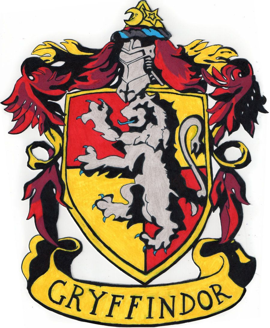 Named after its founder Godric Gryffindor, this house is