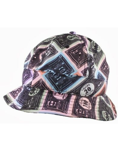 27bc64e3a3448 Crooks   Castles Currency Woven Bucket Hat