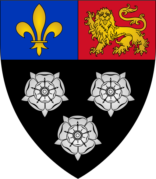 Arms Of King S College Cambridge Https Upload Wikimedia Org Wikipedia Commons Thumb C C5 Kingscollegearms King S College King S College Cambridge Prescot