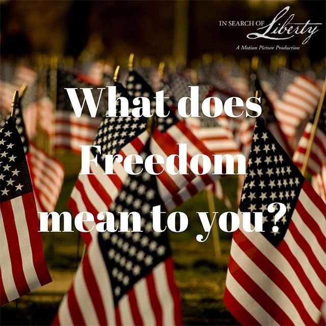 what does freedom mean to america