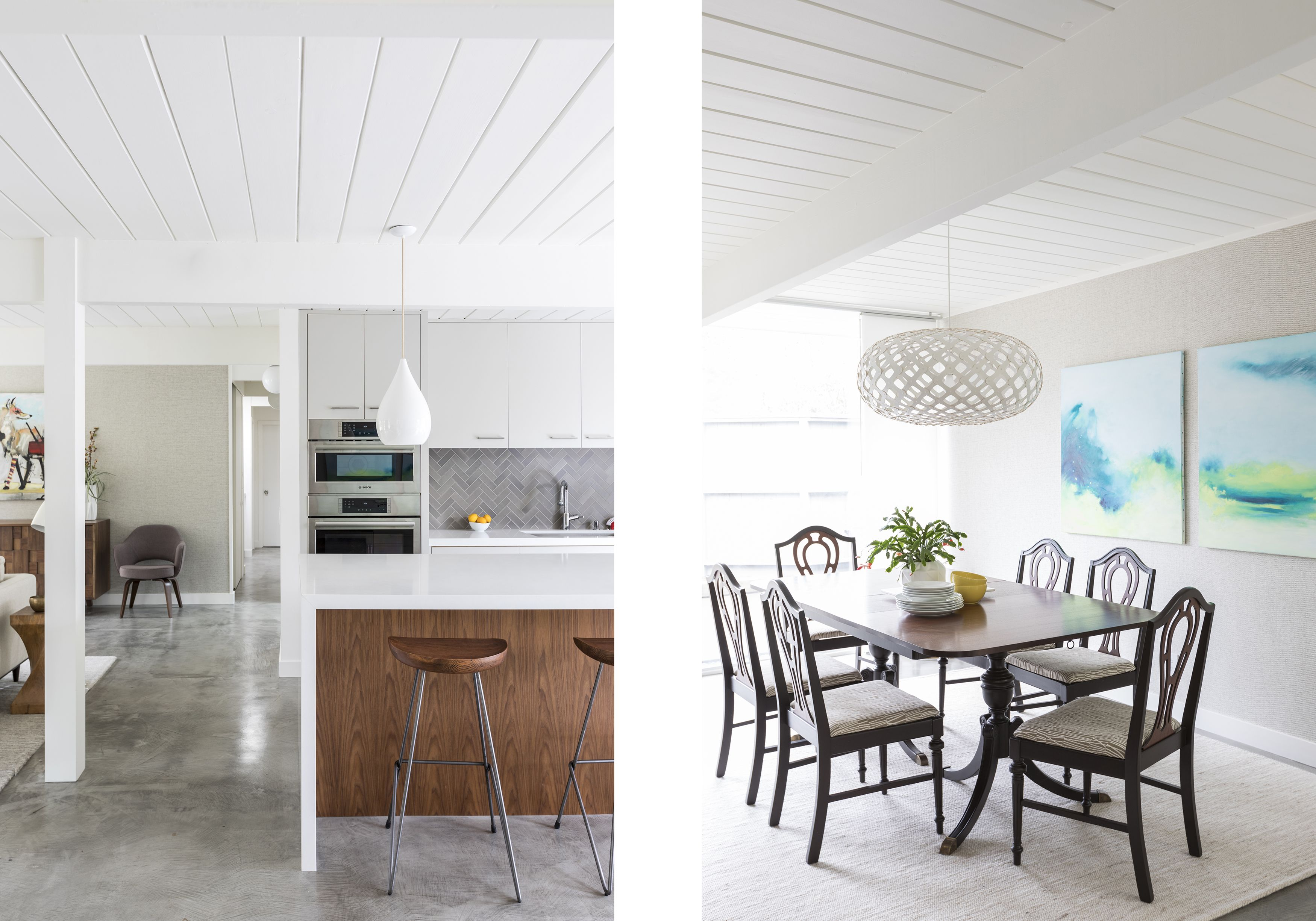A traditionalist learns to love an Eichler | 21st century, Cozy and ...