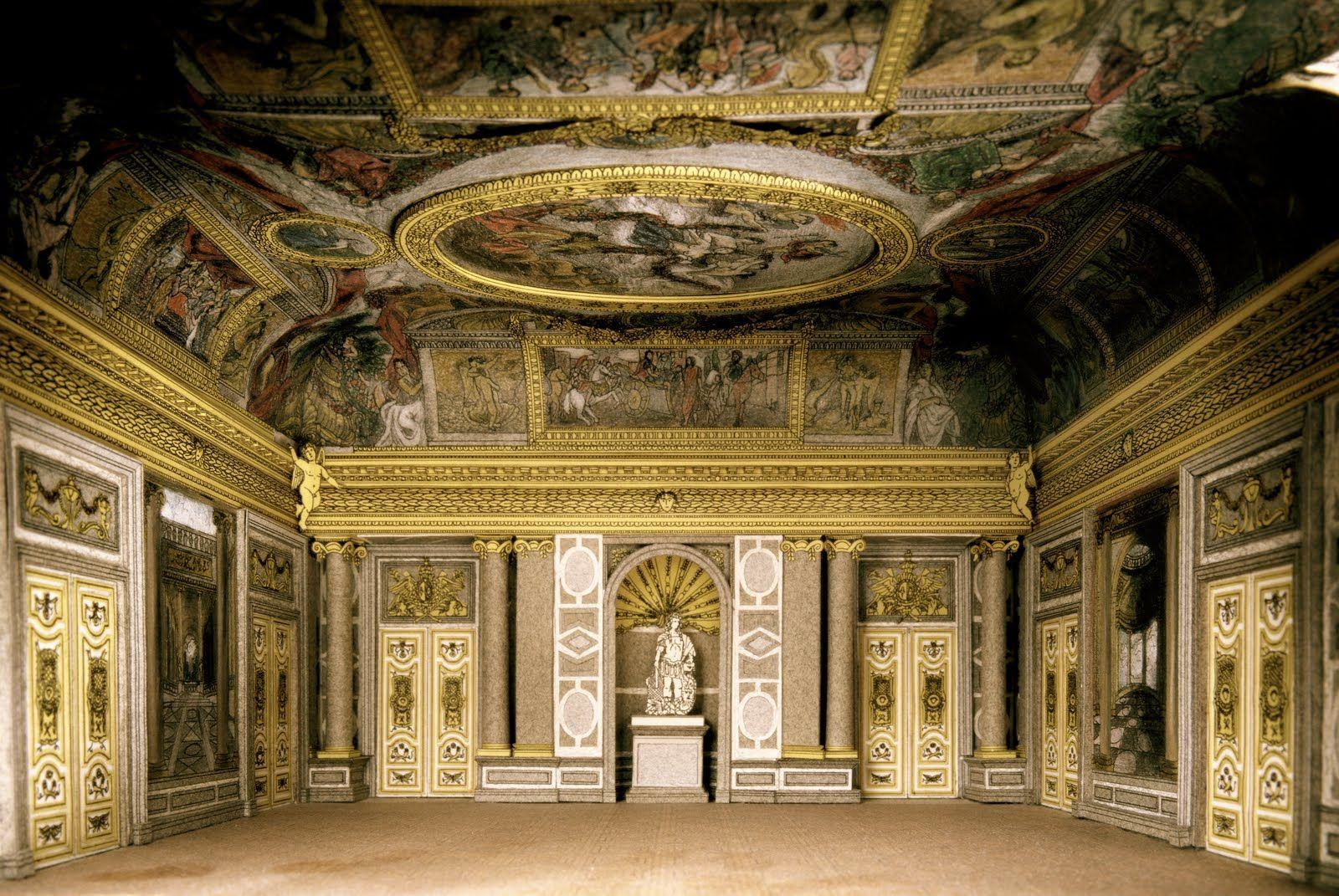 Inside versailles google search inside castles for Salon versailles