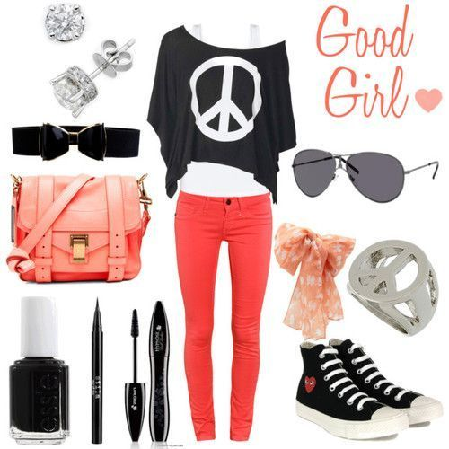 cute clothes for girls in middle school - Google Search | girl to ...