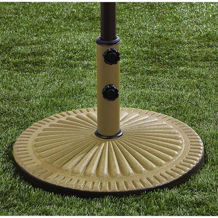 30 lb umbrella base Christmastreeshop.com | Market ...