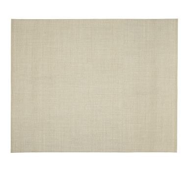 Solid Sisal Rug 5x8 Linen At Pottery Barn Rugs