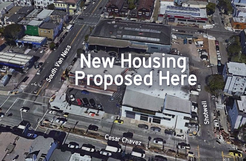 Call me a yimfy new 160unit housing development proposed