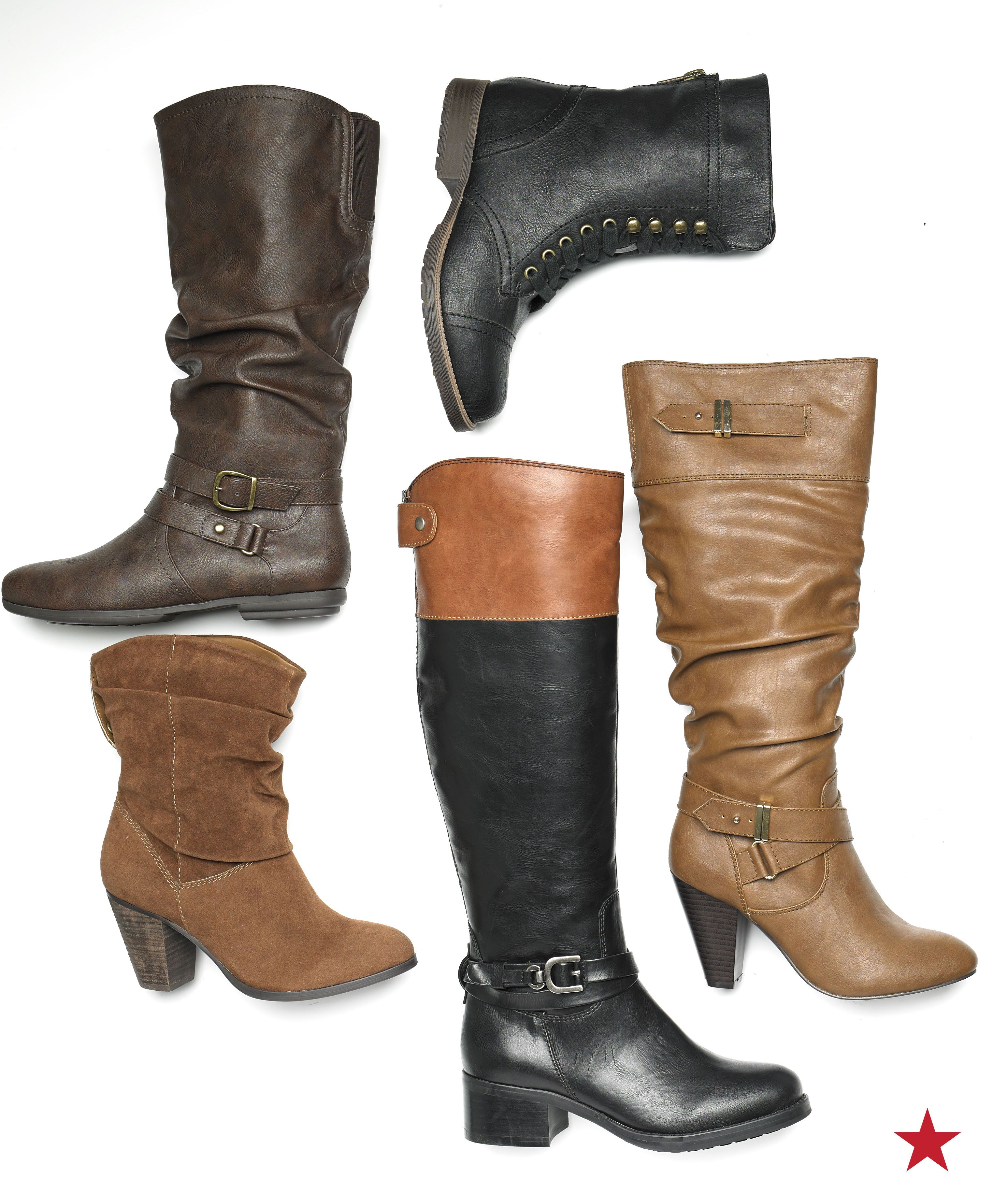 e443fc7d0ad Black Friday Sneak Peek: 19.99 Select Women's Boots from Rampage ...