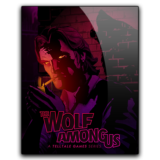 Icon The Wolf Among Us by HazZbroGaminG