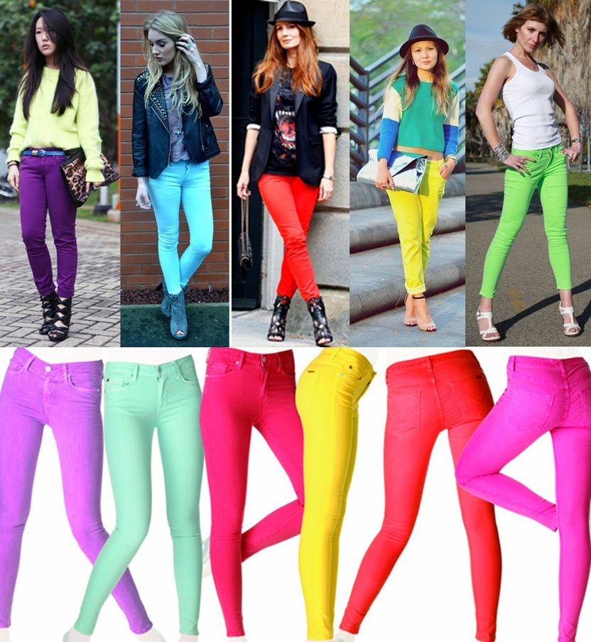 Image result for neon fasion style""