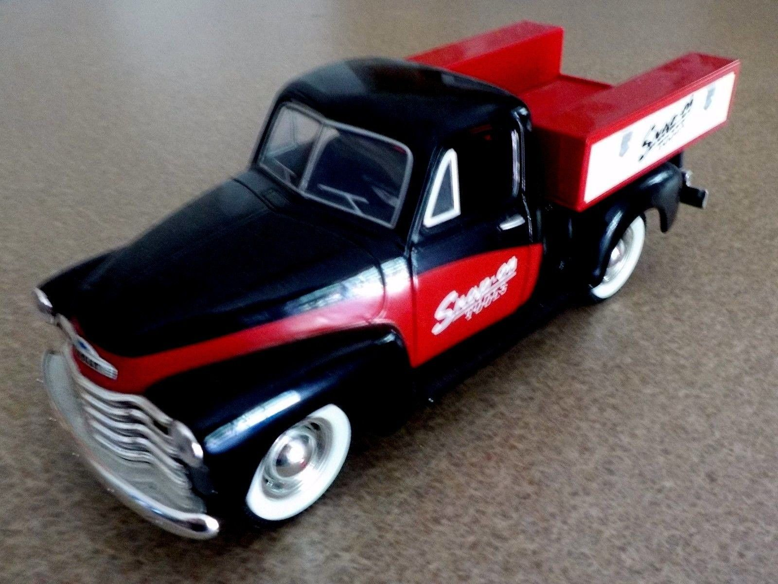 1952 52 Chevy Pickup Snap On Tools Bank Liberty Classics 1 24