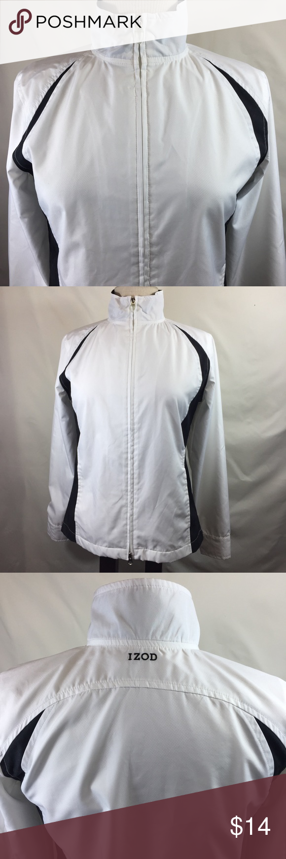 Izod Track Jacket Windbreaker Size Xs A Really Nice Jacket From Izod Windbreaker Mesh Lined In Great Condition With Track Jackets Windbreaker Clothes Design [ 1740 x 580 Pixel ]