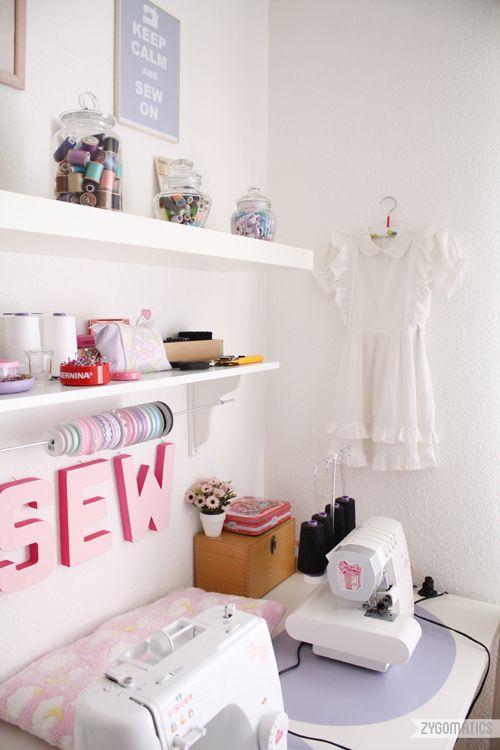 d co atelier mon coin couture zygomatics bureau pinterest coin couture coins et atelier. Black Bedroom Furniture Sets. Home Design Ideas