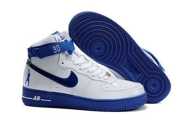 air force one homme bleu