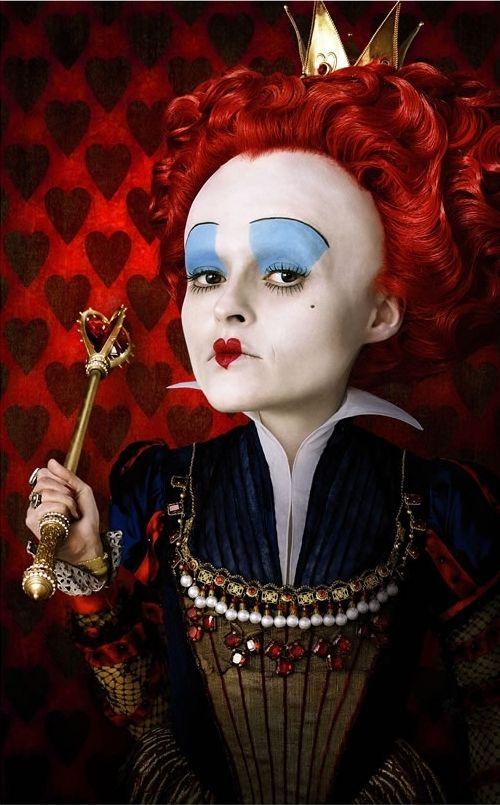 The Red Queen: Helena Bonham Carter