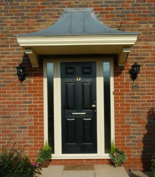 Over door canopies are easy to install and maintain. They are manufactured using Glass Reinforced & Over door canopies are easy to install and maintain. They are ...
