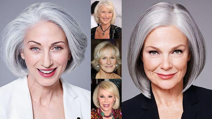 24 Best Medium Haircuts für ältere Frauen ab 50 Jahren  Haarfarbideen 24 Best Medium Haircuts für ältere Frauen ab 50 Jahren  Haarfarbideen