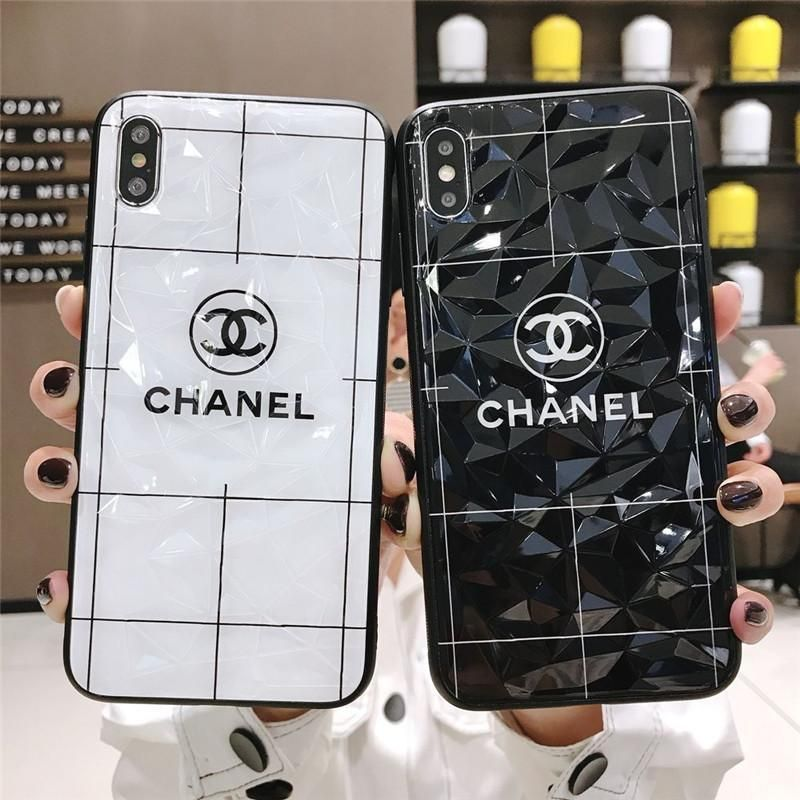 Chanel Phone Case for iPhone XSMAX XR XS 7/8 7p/8p – acharitystore ...
