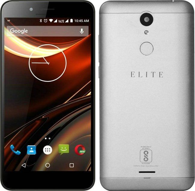 Image result for Swipe Elite Pro smartphone unveiled with 4G VoLTE, price Rs 6,999