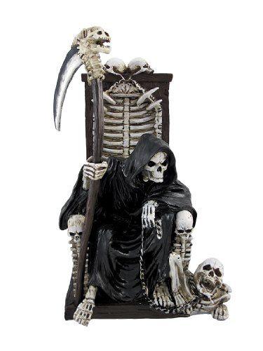 Death Blade Reaper Statue
