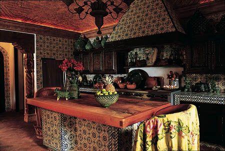 Cocinas mexicanas tradicionales all photos melba for Decoracion de casas tipo hacienda