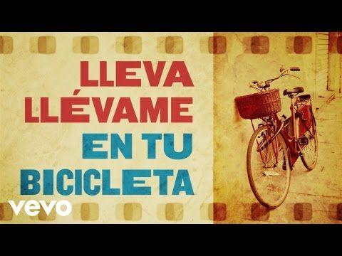 Carlos Vives. Shakira - La Bicicleta (Official Lyric Video) - YouTube | Zumba songs. Spanish music. Songs
